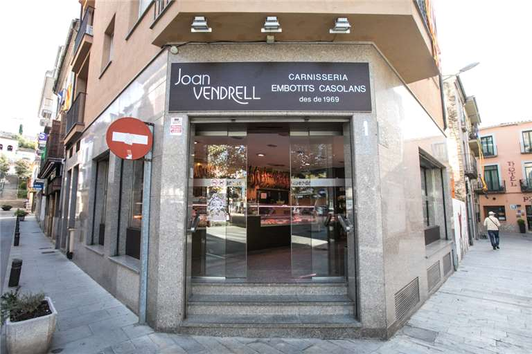 CARNISSERIA JOAN VENDRELL
